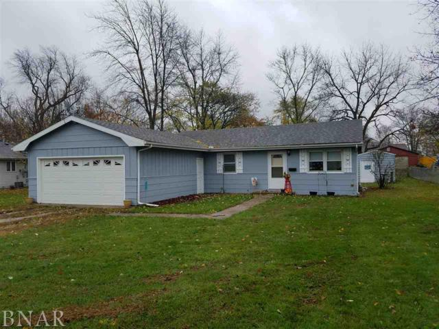 602 W Washington St, Leroy, IL 61752 (MLS #2184314) :: Janet Jurich Realty Group