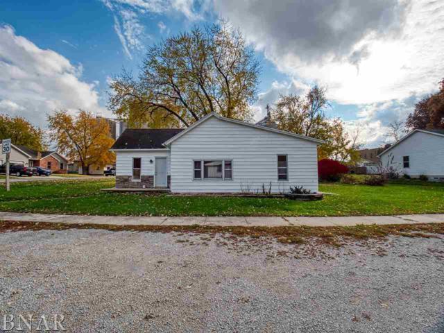 101 W Lincoln, Cooksville, IL 61730 (MLS #2184325) :: BNRealty