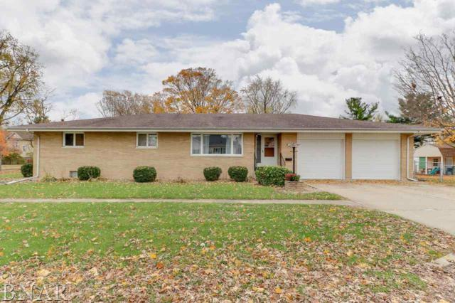 120 W Kentucky Ave., Chenoa, IL 61726 (MLS #2184328) :: Janet Jurich Realty Group