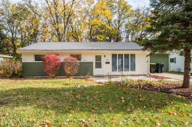 204 N Coolidge, Normal, IL 61761 (MLS #2184335) :: Janet Jurich Realty Group