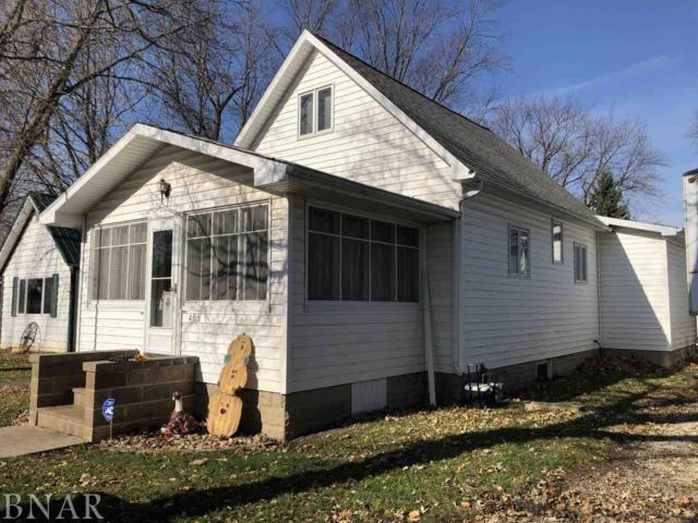 405 E Wood, Colfax, IL 61728 (MLS #2184368) :: Janet Jurich Realty Group