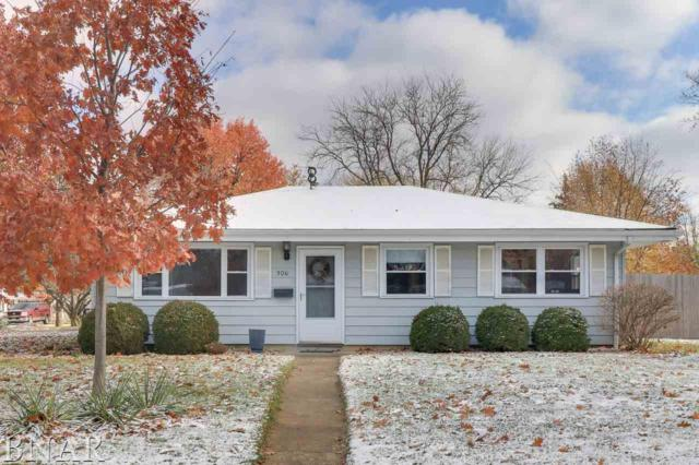 306 Daisy Lane, Normal, IL 61761 (MLS #2184383) :: BNRealty