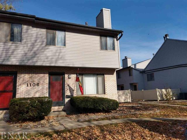 1106 #5 E Jefferson, Bloomington, IL 61701 (MLS #2184391) :: Berkshire Hathaway HomeServices Snyder Real Estate