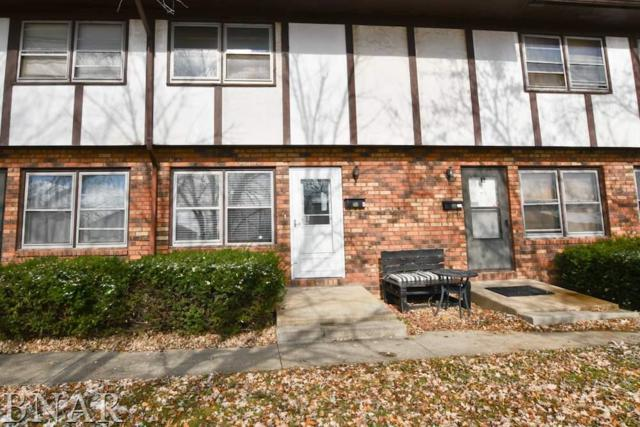 706 Golfcrest Rd N #4, Normal, IL 61761 (MLS #2184399) :: Berkshire Hathaway HomeServices Snyder Real Estate