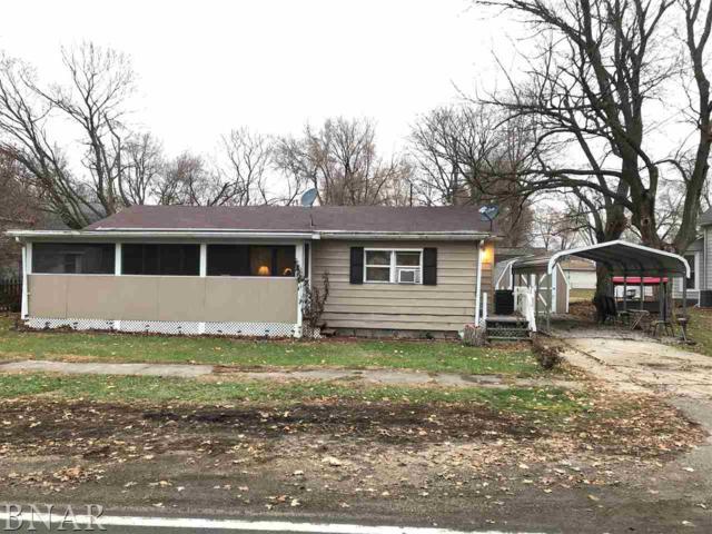 415 W Washington, Maroa, IL 61756 (MLS #2184418) :: Berkshire Hathaway HomeServices Snyder Real Estate