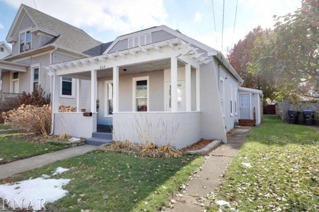 604 W Chestnut, Bloomington, IL 61701 (MLS #2184457) :: Berkshire Hathaway HomeServices Snyder Real Estate