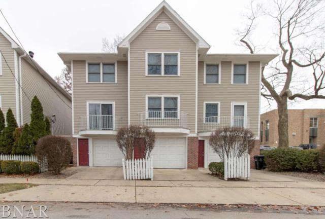 409 Gridley #C, Bloomington, IL 61701 (MLS #2184532) :: Berkshire Hathaway HomeServices Snyder Real Estate