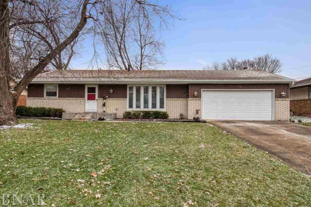 1401 N Walnut, Normal, IL 61761 (MLS #2184544) :: BNRealty
