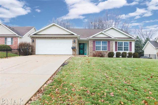 1505 Sweetbriar Dr, Bloomington, IL 61701 (MLS #2184586) :: Berkshire Hathaway HomeServices Snyder Real Estate