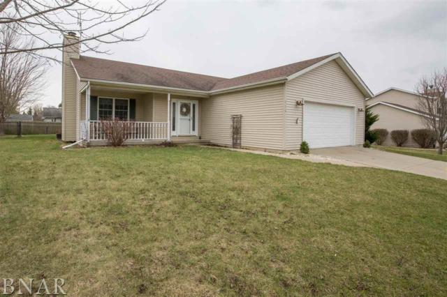 116 Gadwall, Downs, IL 61736 (MLS #2170704) :: Berkshire Hathaway HomeServices Snyder Real Estate