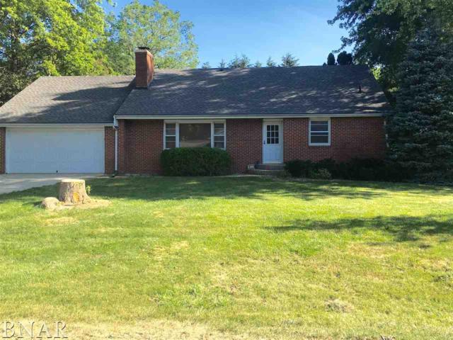 102 E North, Towanda, IL 61776 (MLS #2170956) :: The Jack Bataoel Real Estate Group