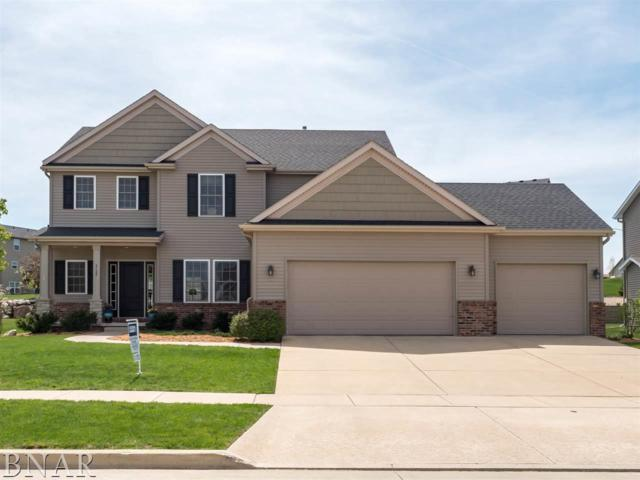 5107 Longfield Dr, Bloomington, IL 61705 (MLS #2171310) :: Berkshire Hathaway HomeServices Snyder Real Estate
