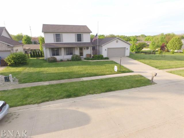 409 Boulder, Heyworth, IL 61745 (MLS #2171796) :: Berkshire Hathaway HomeServices Snyder Real Estate