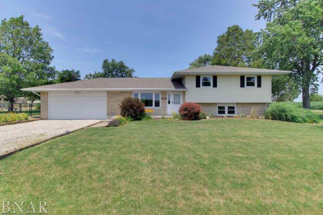 512 E South St, Hudson, IL 61748 (MLS #2172732) :: The Jack Bataoel Real Estate Group