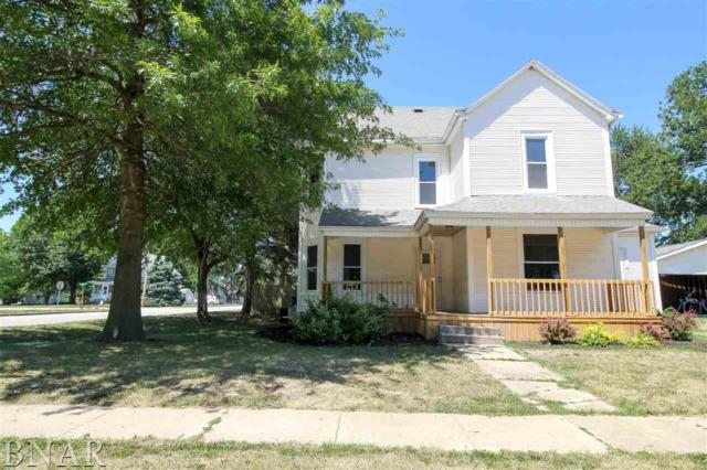 207 W Clarke, Heyworth, IL 61745 (MLS #2172757) :: The Jack Bataoel Real Estate Group