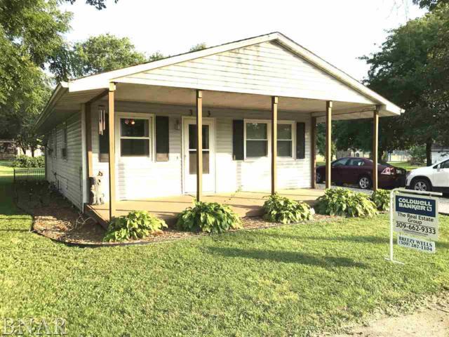 303 NE 6th St, Atlanta, IL 61723 (MLS #2173107) :: The Jack Bataoel Real Estate Group