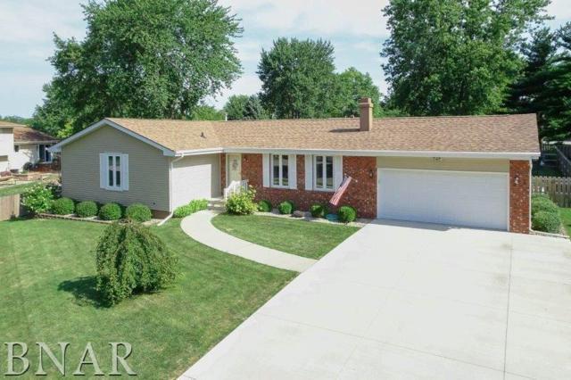 2804 Pheasant Run, Bloomington, IL 61704 (MLS #2173210) :: The Jack Bataoel Real Estate Group