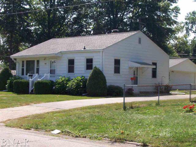 811 E Locust St, Bloomington, IL 61701 (MLS #2173259) :: BNRealty