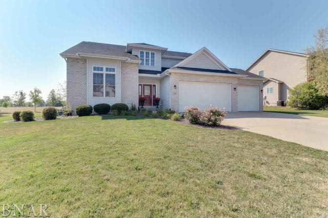 501 Whispering Pines, Normal, IL 61761 (MLS #2173722) :: Jacqui Miller Homes