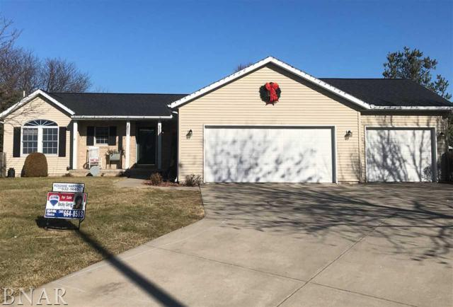 109 Hunter Ct, Hudson, IL 61748 (MLS #2180034) :: Berkshire Hathaway HomeServices Snyder Real Estate