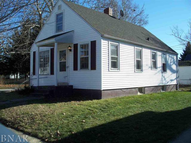 1019 E Taylor, Bloomington, IL 61701 (MLS #2180141) :: BNRealty