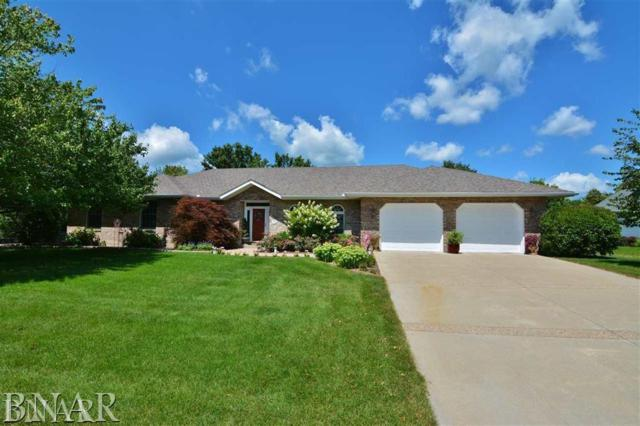 3004 Thornwood, Bloomington, IL 61704 (MLS #2180300) :: BNRealty
