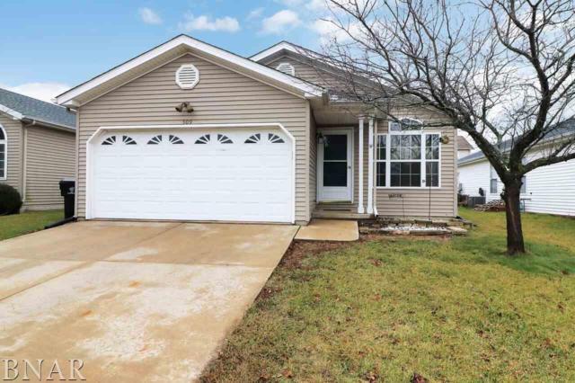 509 Wulbrun Drive, Bloomington, IL 61704 (MLS #2180624) :: Janet Jurich Realty Group