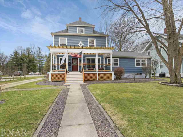 1305 E Washington St., Bloomington, IL 61701 (MLS #2180766) :: Berkshire Hathaway HomeServices Snyder Real Estate