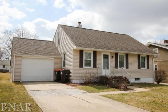 203 E Park, Danvers, IL 61732 (MLS #2180822) :: Jacqui Miller Homes