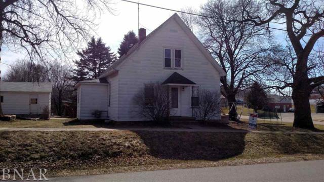 202 NE 2nd, Hopedale, IL 61747 (MLS #2180981) :: BNRealty