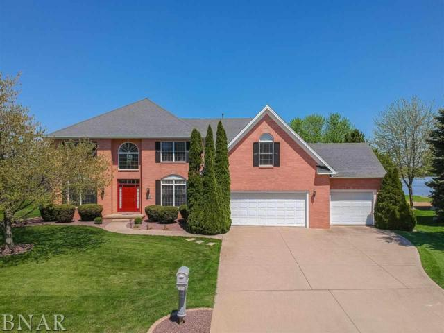 1110 E Ironwood Cc Dr, Normal, IL 61761 (MLS #2181793) :: BNRealty
