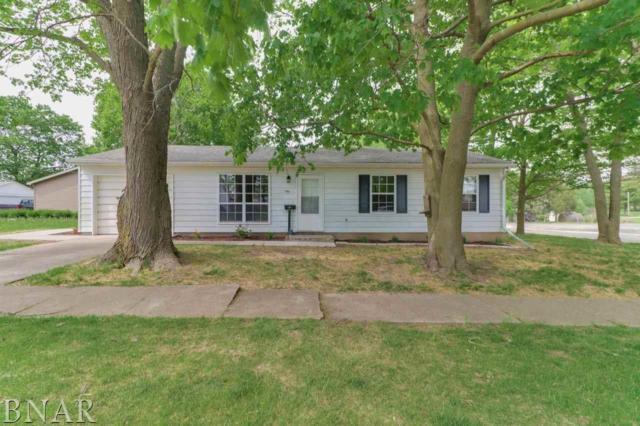 701 W Walnut, Lexington, IL 61753 (MLS #2181921) :: Janet Jurich Realty Group