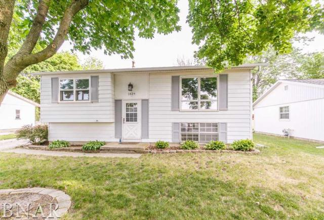 1429 Dillon, Normal, IL 61761 (MLS #2181927) :: Janet Jurich Realty Group