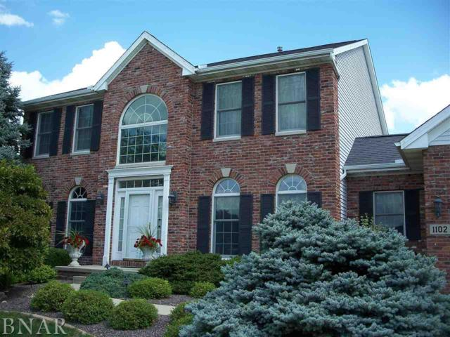 1102 Tanger Court, Normal, IL 61761 (MLS #2182209) :: BNRealty