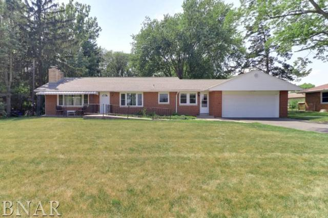 1006 Maple Hill Rd., Bloomington, IL 61705 (MLS #2182901) :: Janet Jurich Realty Group