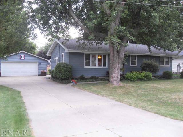 306 S Washington, Hudson, IL 61748 (MLS #2183195) :: Berkshire Hathaway HomeServices Snyder Real Estate