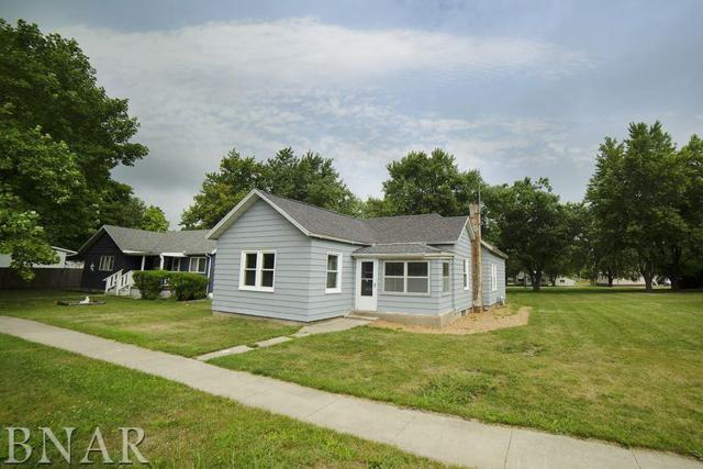 420 E 7th Street, Minonk, IL 61760 (MLS #2183376) :: Berkshire Hathaway HomeServices Snyder Real Estate
