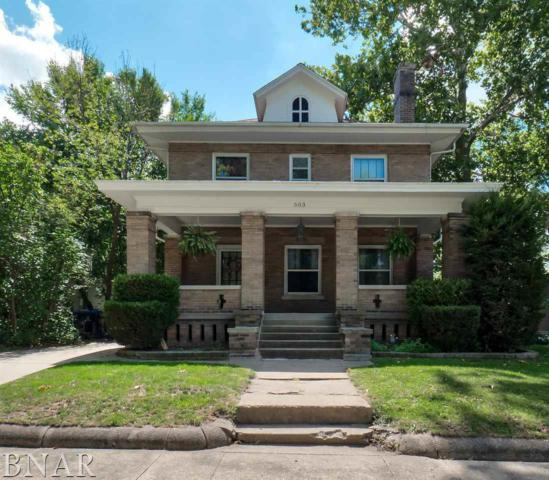 503 E Olive, Bloomington, IL 61701 (MLS #2183642) :: Janet Jurich Realty Group
