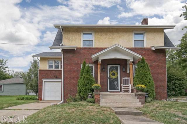 1306 E Oakland, Bloomington, IL 61701 (MLS #2183822) :: Berkshire Hathaway HomeServices Snyder Real Estate