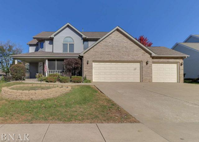 3116 Eagle Crest, Bloomington, IL 61704 (MLS #2184022) :: Janet Jurich Realty Group