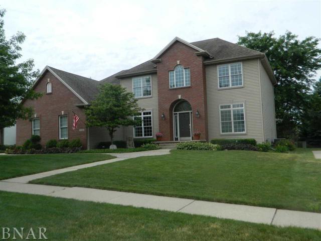 2205 Yarrow, Bloomington, IL 61704 (MLS #2180943) :: BNRealty