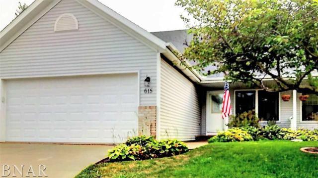 615 Wulbrun Drive, Bloomington, IL 61704 (MLS #2183411) :: Janet Jurich Realty Group