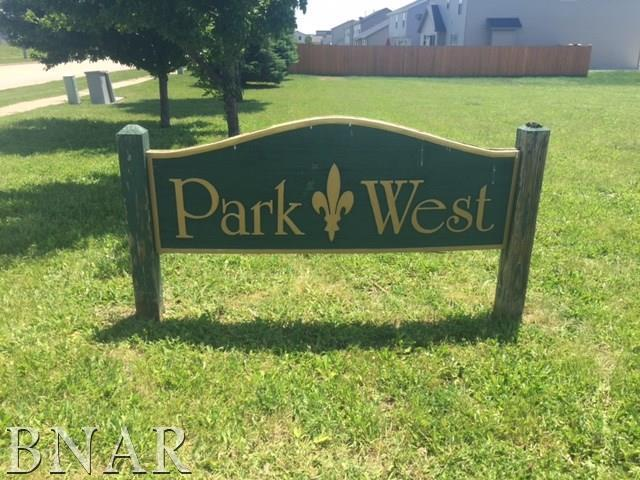 Lot 130 Park West Sub, Normal, IL 61761 (MLS #2162431) :: Janet Jurich Realty Group