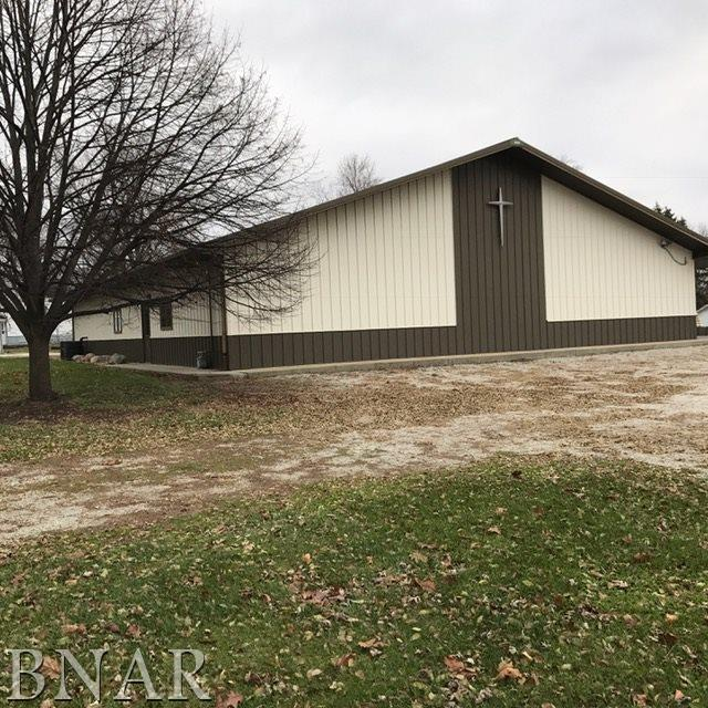 107 W North St., Colfax, IL 61728 (MLS #2170470) :: Janet Jurich Realty Group