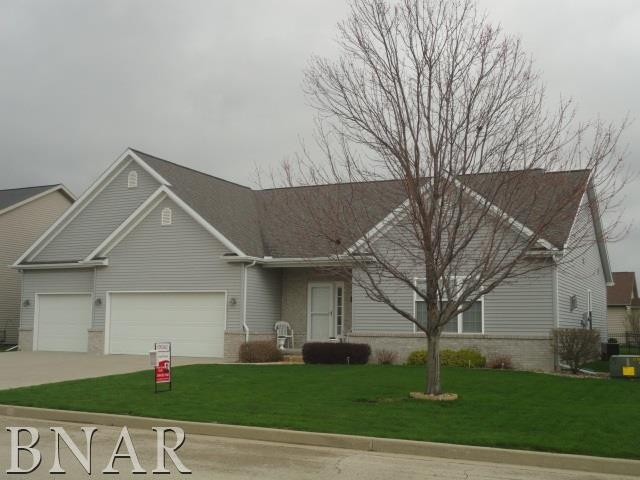 1808 Partridge Point, Normal, IL 61761 (MLS #2171171) :: Berkshire Hathaway HomeServices Snyder Real Estate