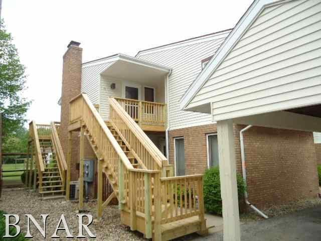 903 N Linden #17, Normal, IL 61761 (MLS #2171865) :: Janet Jurich Realty Group