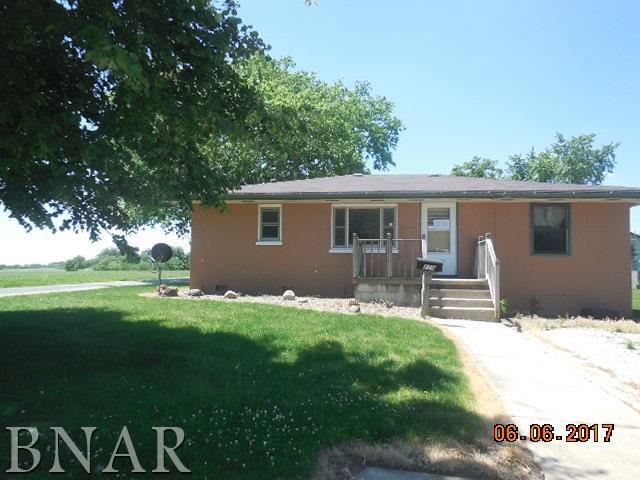 210 S Benson, Lexington, IL 61753 (MLS #2172255) :: The Jack Bataoel Real Estate Group