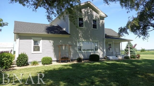 5728 N 2850 East Rd, Leroy, IL 61752 (MLS #2172295) :: Berkshire Hathaway HomeServices Snyder Real Estate