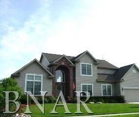 3710 Connie Kay Way, Bloomington, IL 61704 (MLS #2172464) :: BNRealty
