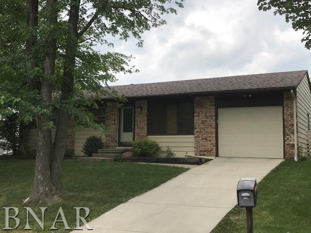 1716 Truman, Normal, IL 61761 (MLS #2172761) :: BNRealty
